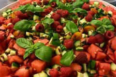 Groen-salat-vandmelon-Klassisk-buffet