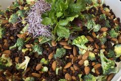 broccolisalat-buffet-konfirmation-buffet-barnedåb