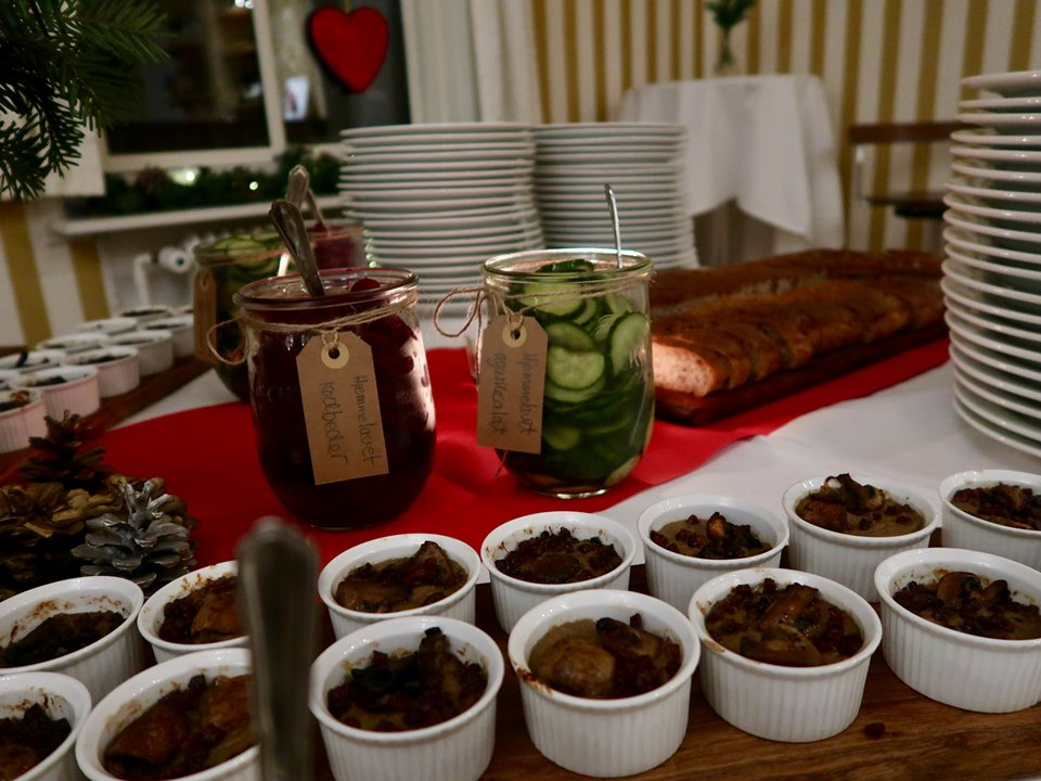 Julefrokost i Roskilde